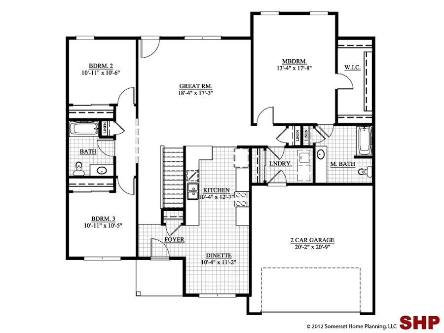 House Plans No Garage Modern House